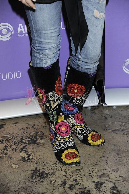 Kto ma takie oryginalne buty? (FOTO)