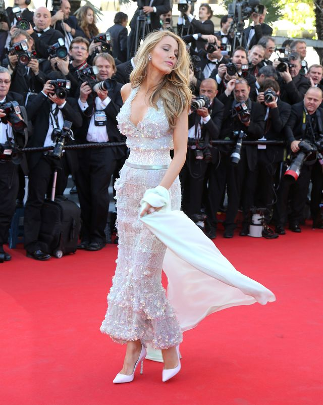 Blake Lively, Cannes 2014.