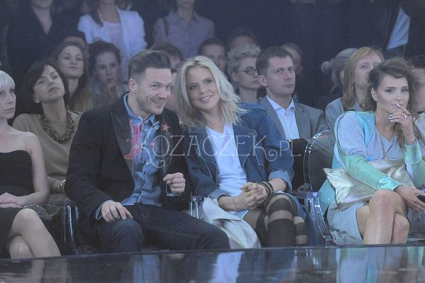 Sablewską i Łuczenko na pokazie posadzono obok siebie (FOTO)