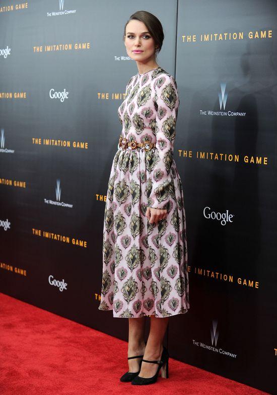 Keira Knightley w ciąży