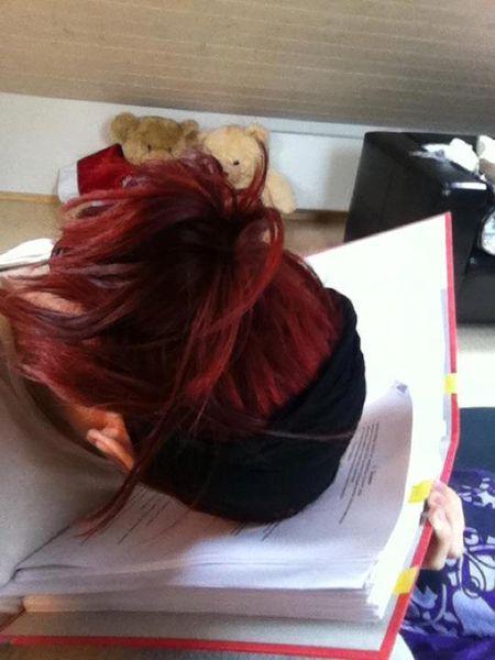 Ewa Farna uczy się do matury (FOTO)