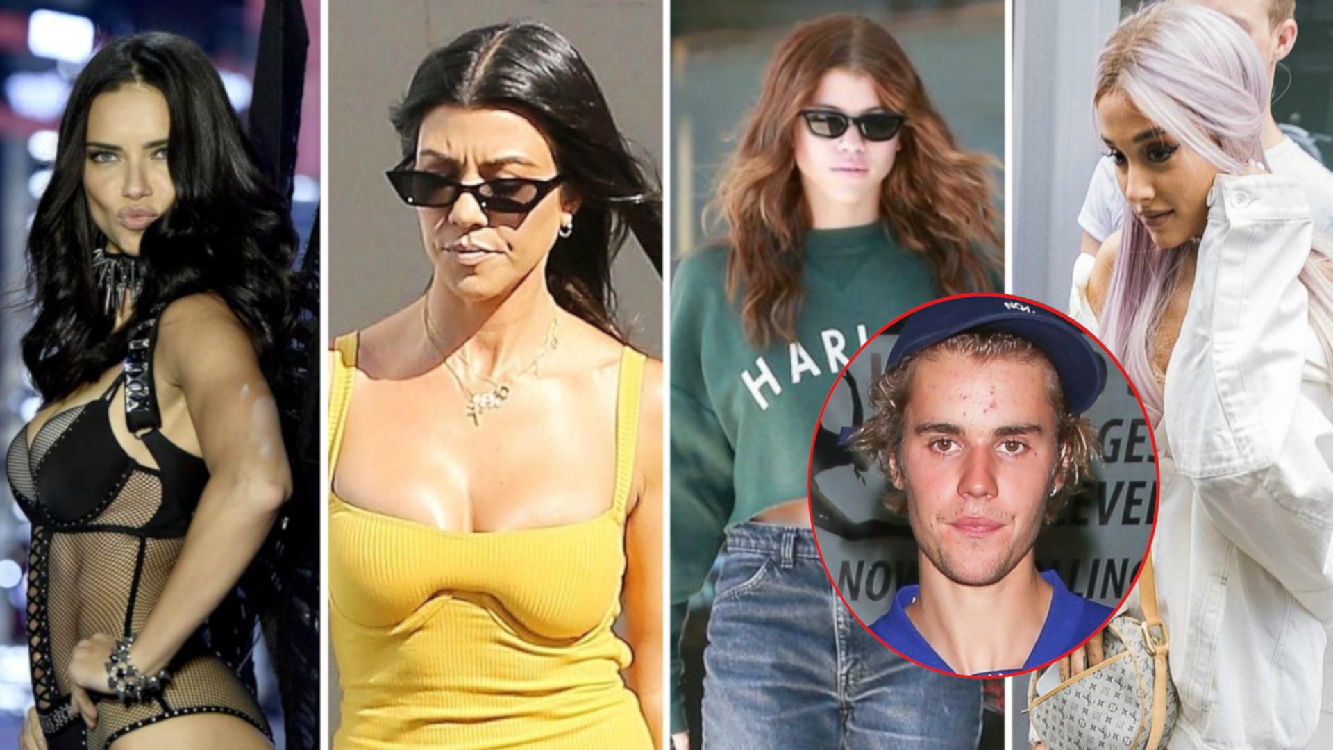 Nie tylko Selena Gomez – oto BYŁE dziewczyny Justina Biebera