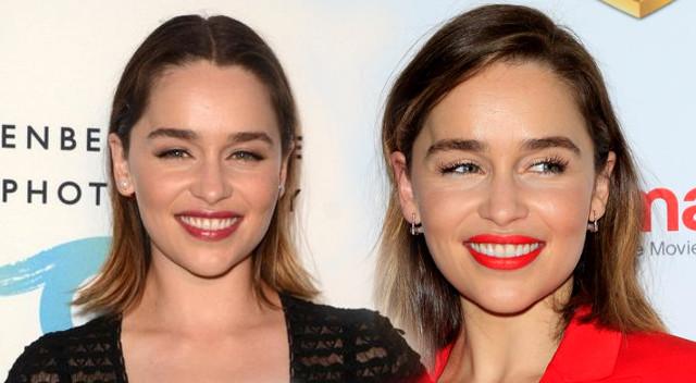 Emilia Clarke chce być prawdziwą matką smoków? Odważna metamorfoza!
