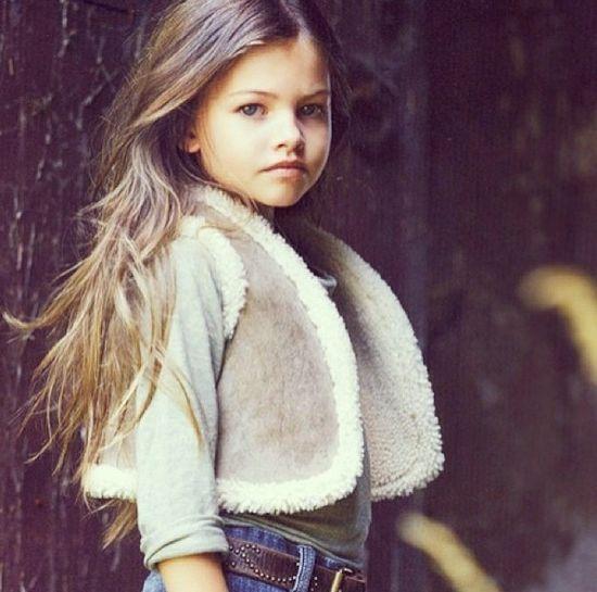 Thylane Blondeau jest 13-letnią modelką