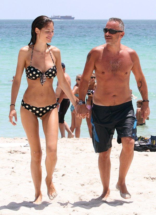 Marica Pellegrinelli w bikini