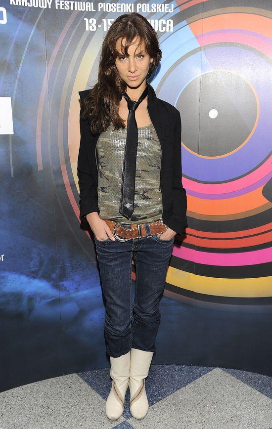 Natalia Lesz, 2008 rok