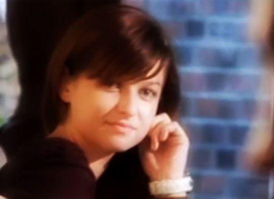 Anna Lewandowska na starych zdjęciach, źródło: YouTube
