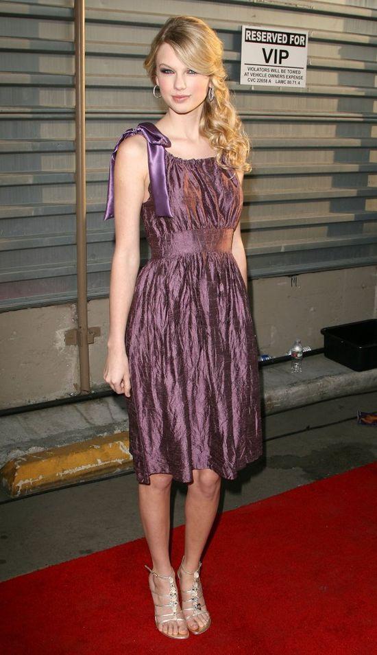 Taylor Swift na początku kariery