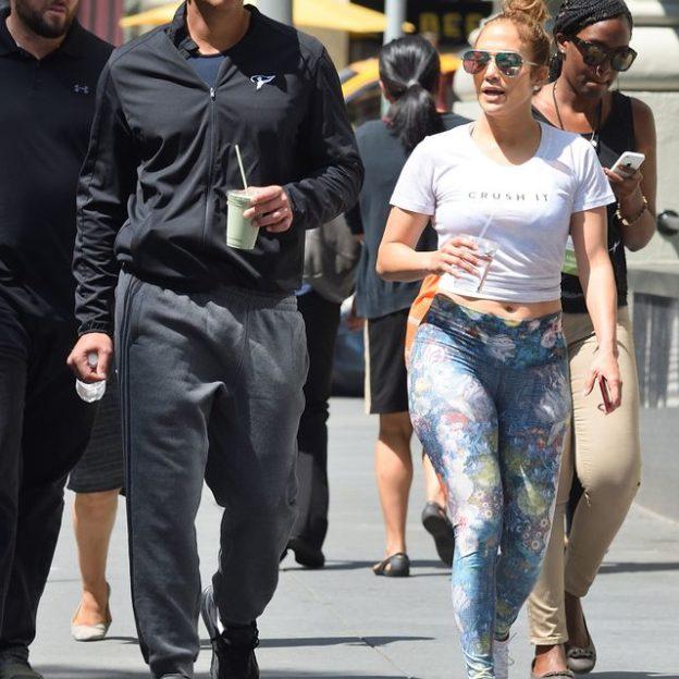 Prawdziwa figura Jennifer Lopez