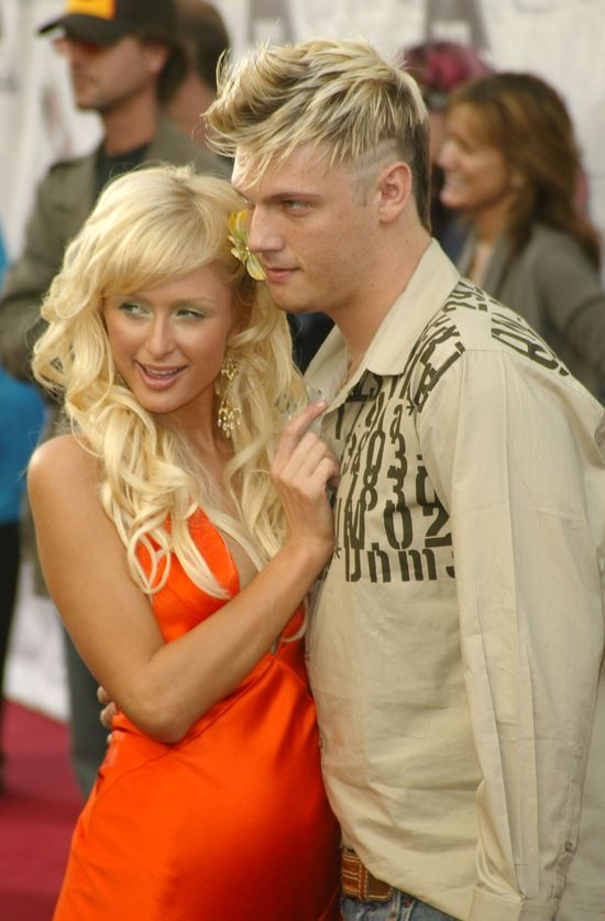 Paris Hilton, Nick Carter