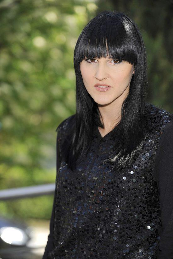 Agnieszka Chyli�ska zosta�a brunetk�? (Instagram)