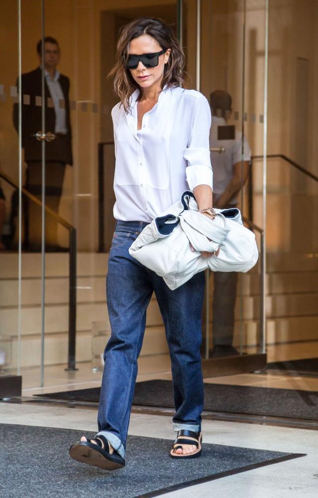 Takie buty wybrała jedna z największych fashionistek (FOTO)