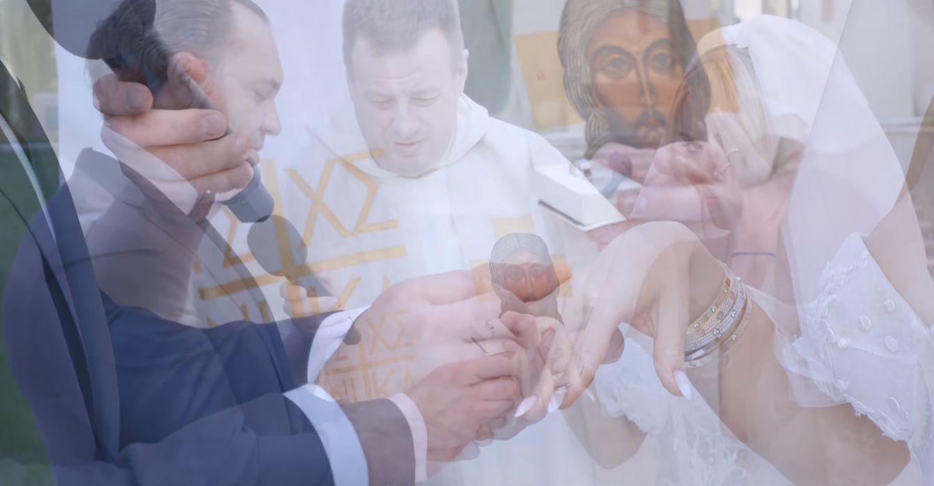 Film ze ślubu i wesela Dody - pokazała WSZYSTKO! (VIDEO)