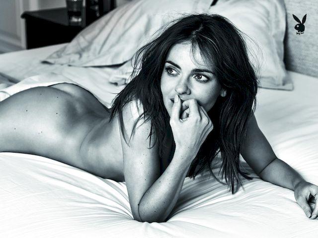 W maju pozowała dla Playboya - może zrobi to jeszcze raz? (ZDJĘCIA)