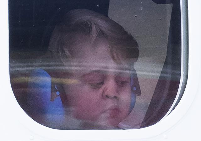 To zdjęcie księcia George'a stało się VIRALEM (FOTO)