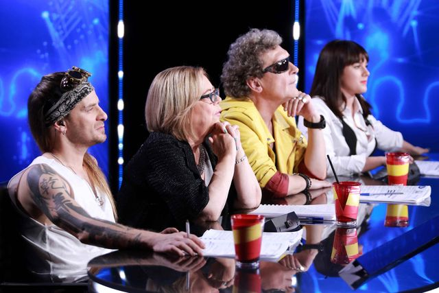 IDOL - Maciek Rock do jury: POGIĘŁO WAS? [VIDEO]