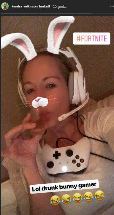 Kendra Wilkinson upiła się po złożeniu papierów rozwodowych (Instagram)