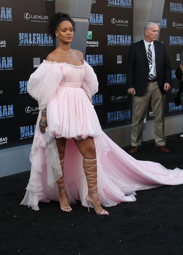 Z DROGI Rihanna, dziś rządzi Dua Lipa (ZDJĘCIA)