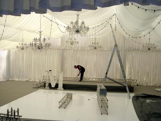 Zobaczcie, jak będzie wyglądać scenografia ślubu Rozenek i Majdana (FOTO)