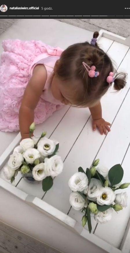 Natalia Siwiec wyprawiła córce urodzinowe party (ZDJĘCIA)