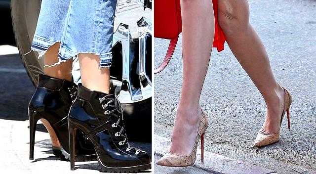 QUIZ – Poznaj Kardashianki i Jennerki po ich BUTACH