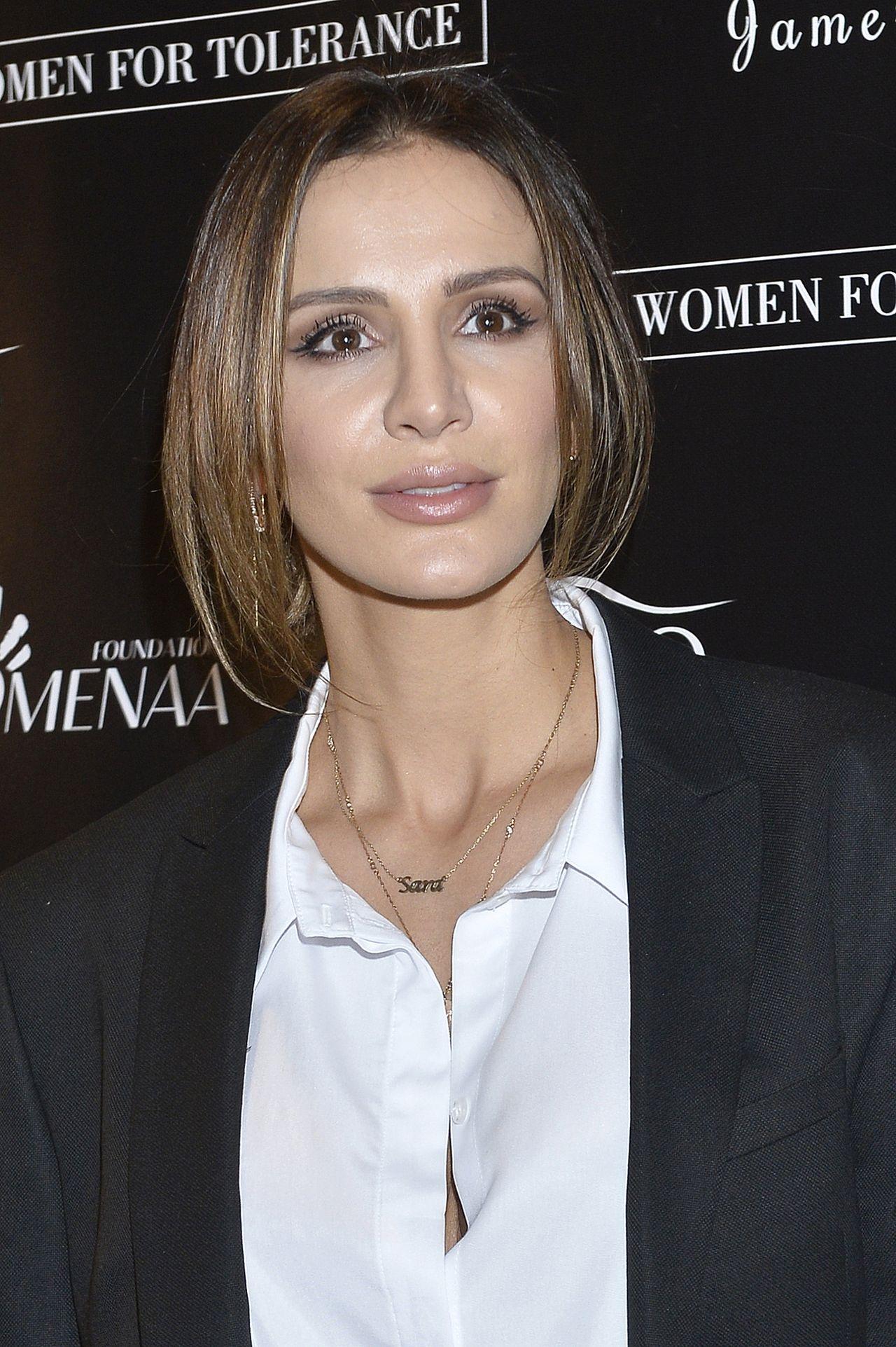 Sara Boruc na imprezie charytatywnej Omeny Mensah (ZDJĘCIA)