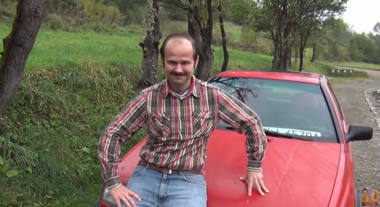 Samochód Sławomira Zapały robi WRAŻENIE (ZDJĘCIA)