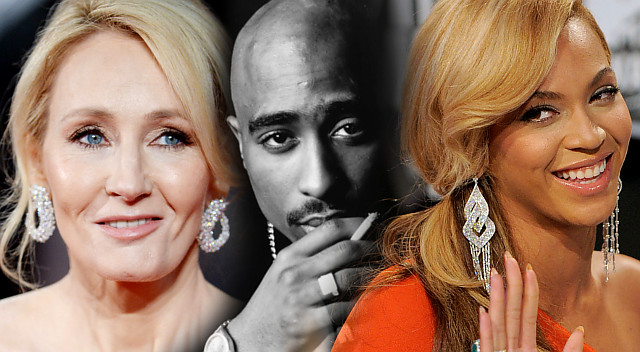 Tupac wciąż żyje, Nicolas Cage jest wampirem, a J.K. Rowling…