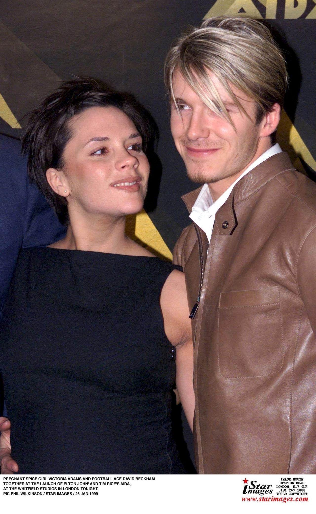 Pamiętacie, jak wyglądali Beckhamowie w dniu ślubu?
