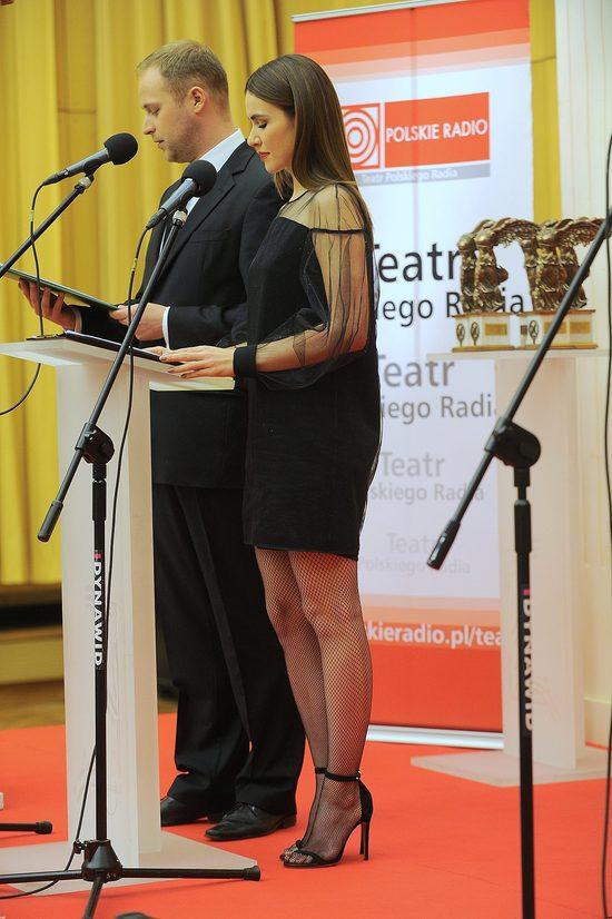Marta Żmuda-Trzebiatowska kusi prześwitami (FOTO)