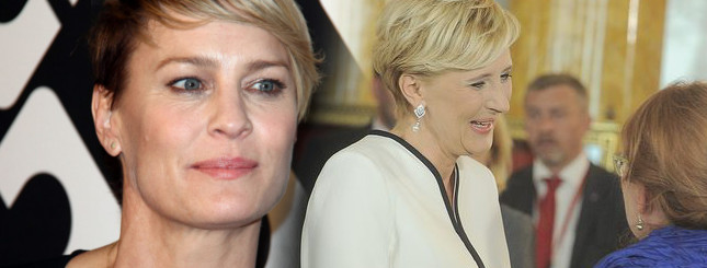 Podobieństwo stylu Agaty Dudy i bohaterki serialu House of Cards, Claire Underwood, zwróciło uwagę dziennikarzy i fanów serialu jeszcze w trakcie trwania kampanii wyborczej.