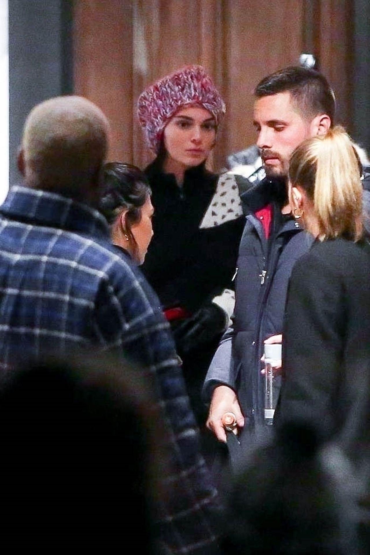 Kardashanki i Jennerki na zakupach w Aspen