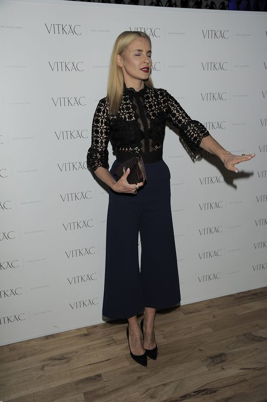 Joanna Horodyńska, 4. urodziny DH VITKAC, listopad 2015