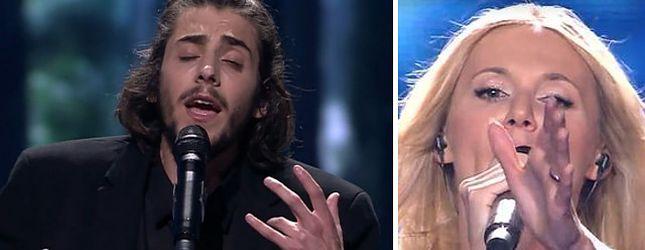 Salvador Sobral z Portugalii WYGRAŁ Eurowizję 2017! (VIDEO)