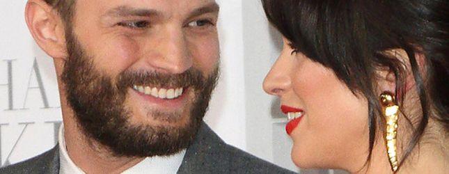 Złośliwi mówią, że Dakota jest od niej ładniejsza – Jamie Dornan z żoną
