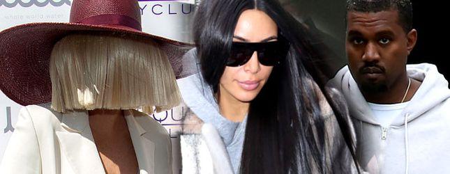 Sia wysłała Kim i Kanyemu wstrząsający, pełen okrucieństwa film (DRASTYCZNE!)