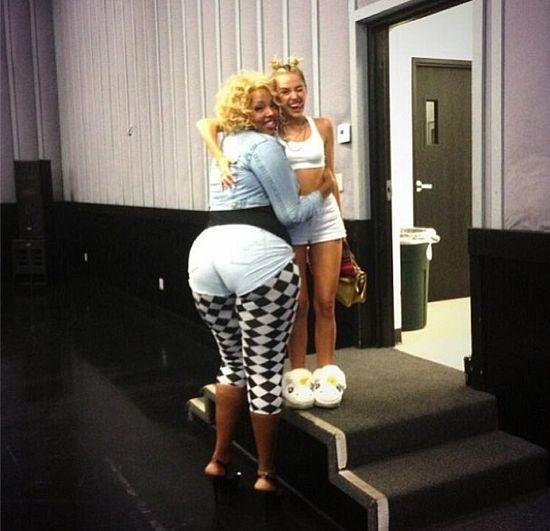 Ashley Amazon ma dwa metry wzrostu i jest striptizerką