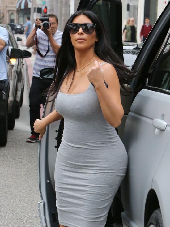 Kim Kardashian w grudniu po raz drugi zostanie mamą.