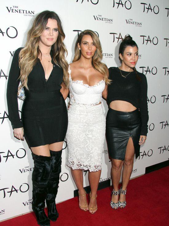 Khloe, Kim i Kourtney Kardashian