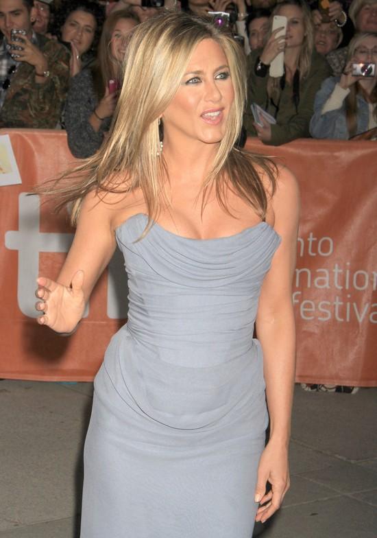 Jennifer Aniston podczas Festiwalu Filmowego w Toronto – wrzesień 2013