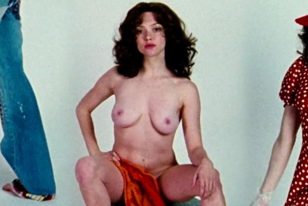 Amanda Seyfried topless na zdjęciach z filmu Lovelace