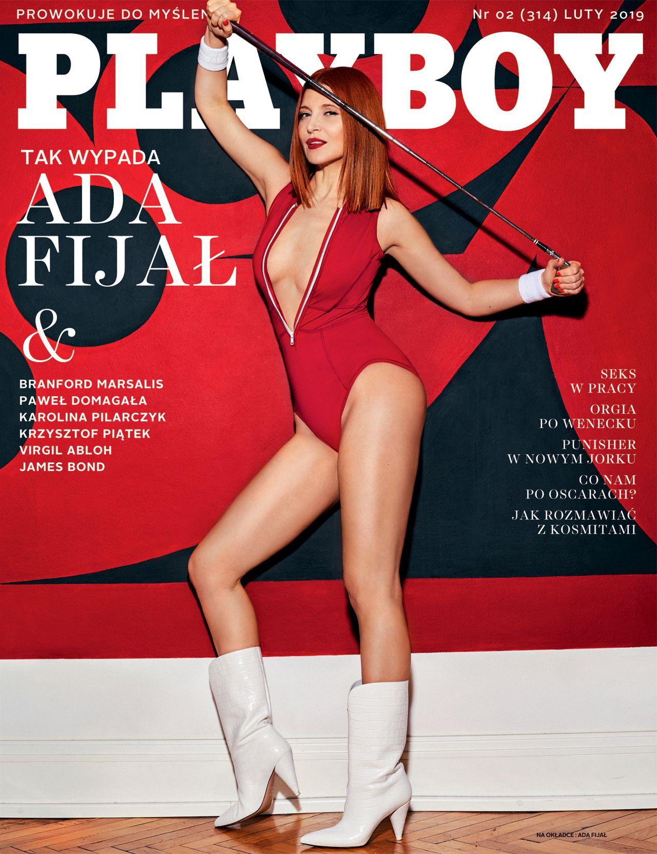 Ada Fijał w Playboyu - mamy pierwsze ZDJĘCIA!