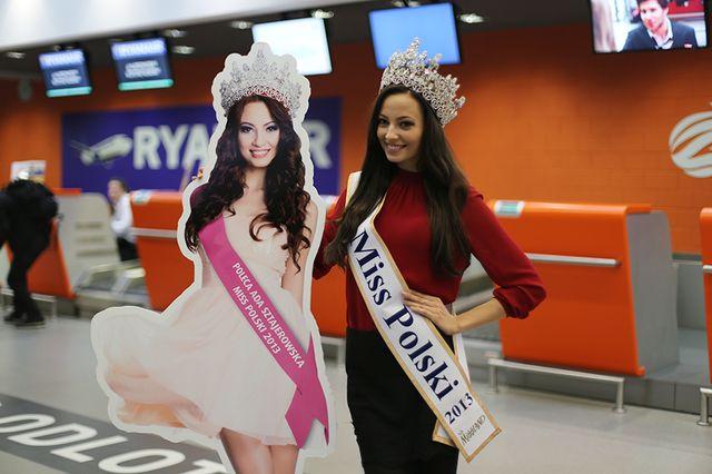 Ada Sztajerowska jest w Londynie na zgrupowaniu Miss World