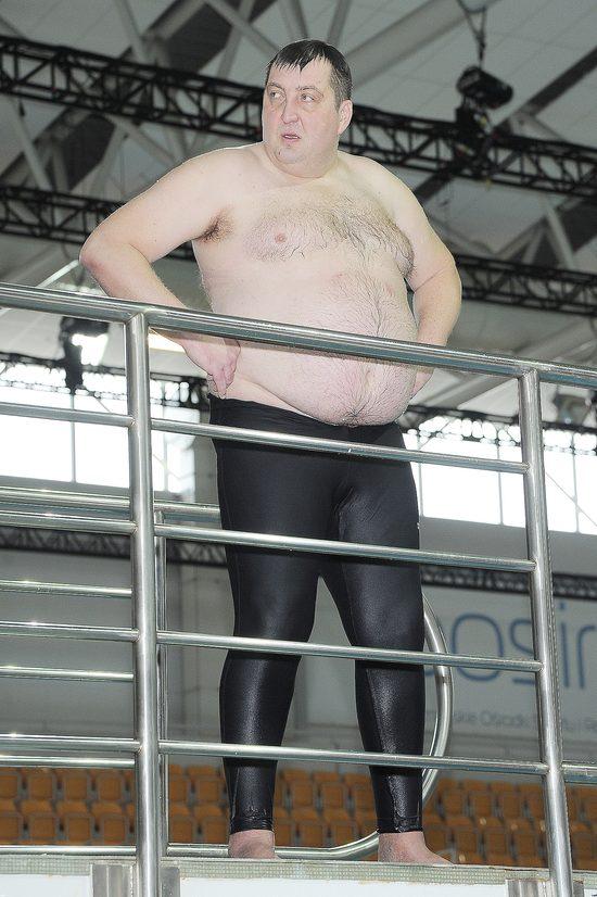 Adam Kraśko schudł prawie 20 kilogramów!