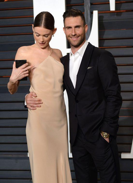 Kryzys w małżeństwie Adama Levine'a i Behati Prinsloo!