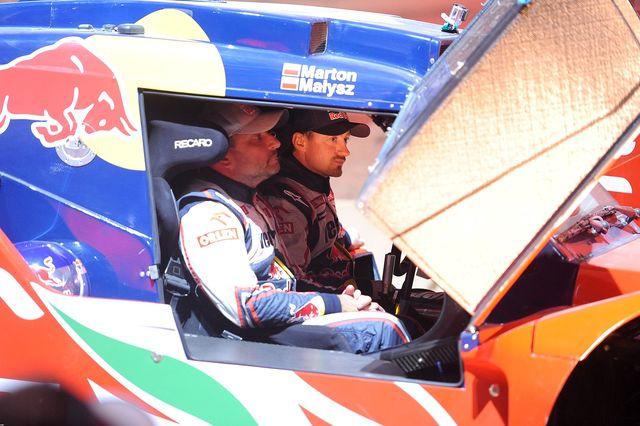 Adam Ma�ysz ma pretensje do organizator�w rajdu Dakar
