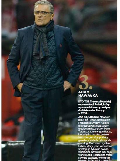 Najlepiej ubrani Polacy według Playboya (FOTO)
