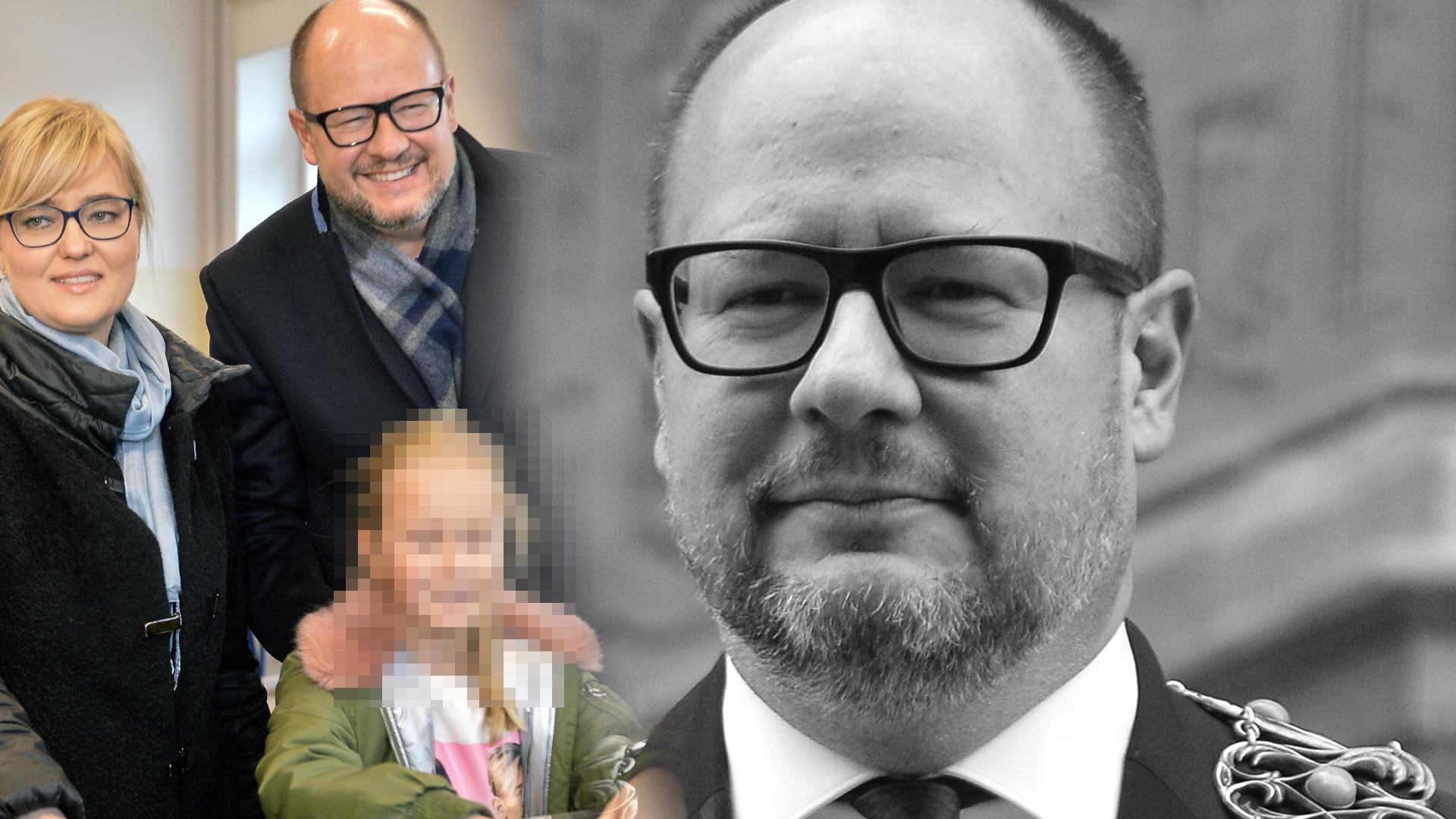 Dla Pawła Adamowicza córki były wszystkim. Rodzina pogrążona w żałobie