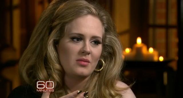 Adele: Nie chcę być chudą laską z cyckami na wierzchu