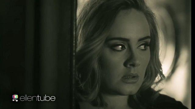 Ellen Degeneres robi sobie jaja z Adele! (VIDEO)
